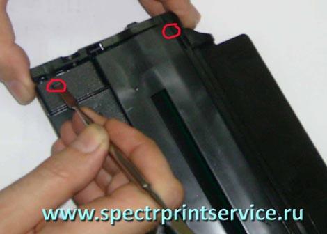 Инструкция по заправке картриджа Xerox Phaser 3160n