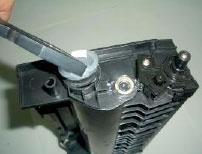 Инструкция по заправке картриджа Brother DCP-7032R