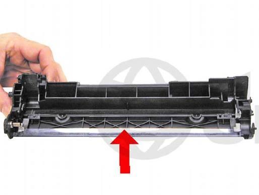 Инструкция по заправке картриджа LaserJet Pro P1566