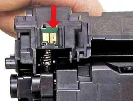 Инструкция по заправке картриджа HP LaserJet M1522