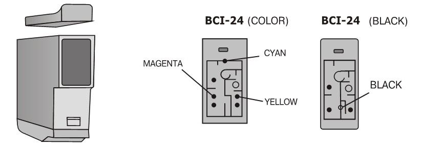 Принтер Canon I250 Инструкция