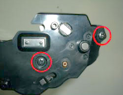 Инструкция по заправке картриджа Samsung ML-1615