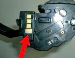 Инструкция по заправке картриджа Samsung ML-1610D2