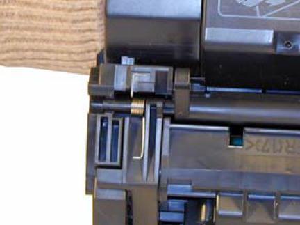Инструкция по заправке картриджа HP LaserJet 1300 - №2 Как заправить HP 1300