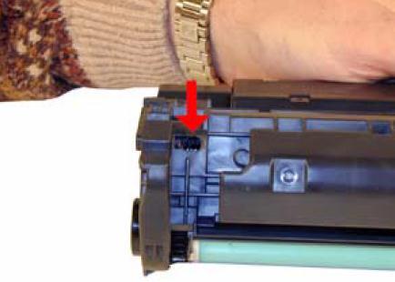 Инструкция по заправке картриджа HP LaserJet 1300 - №3 Как заправить HP 1300