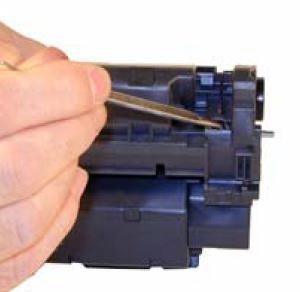 Инструкция по заправке картриджа HP LaserJet 1300 - №6 Как заправить HP 1300