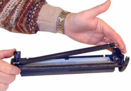 Инструкция по заправке картриджа HP LaserJet 1300 - №10 Как заправить HP 1300