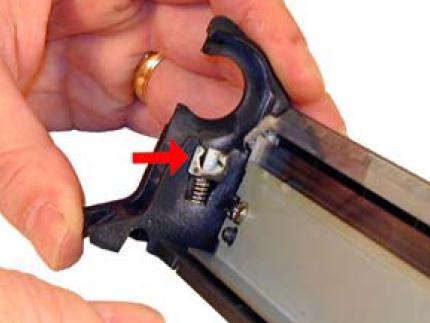 Инструкция по заправке картриджа HP LaserJet 1300 - №13 Как заправить HP 1300
