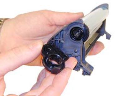 Инструкция по заправке картриджа HP LaserJet 1300 - №16 Как заправить HP 1300