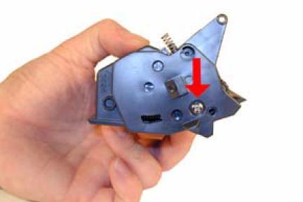 Инструкция по заправке картриджа HP LaserJet 1300 - №17 Как заправить HP 1300