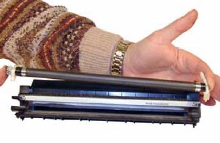 Инструкция по заправке картриджа HP LaserJet 1300 - №22 Как заправить HP 1300