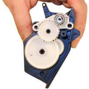Инструкция по заправке картриджа HP LaserJet 1300 - №32 Как заправить HP 1300