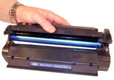 Инструкция по заправке картриджа HP LaserJet 1300 - №34 Как заправить HP 1300
