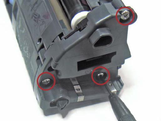 Инструкция по заправке картриджа HP Color LaserJet 1500 - №1 Как заправить HP 1500