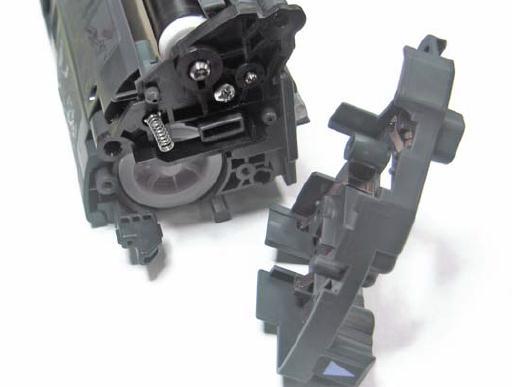 Инструкция по заправке картриджа HP Color LaserJet 1500 - №2 Как заправить HP 1500