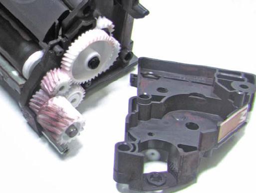 Инструкция по заправке картриджа HP Color LaserJet 1500 - №5 Как заправить HP 1500