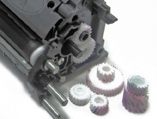 Инструкция по заправке картриджа HP Color LaserJet 1500 - №6 Как заправить HP 1500