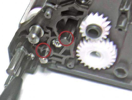 Инструкция по заправке картриджа HP Color LaserJet 1500 - №7 Как заправить HP 1500