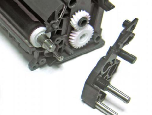 Инструкция по заправке картриджа HP Color LaserJet 1500 - №8 Как заправить HP 1500
