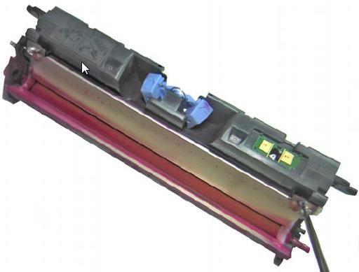 Инструкция по заправке картриджа HP Color LaserJet 1500 - №16 Как заправить HP 1500