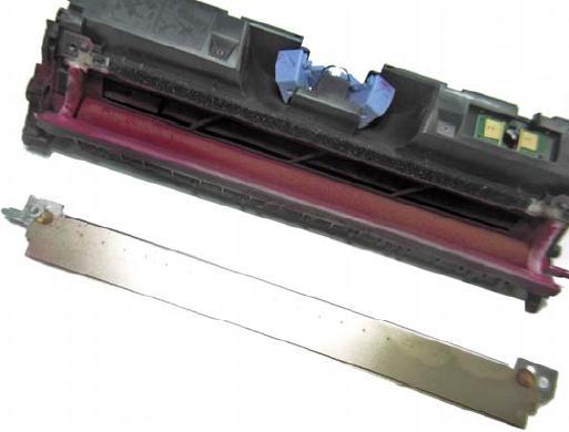 Инструкция по заправке картриджа HP Color LaserJet 1500 - №20 Как заправить HP 1500