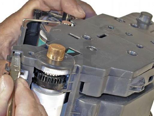 Инструкция по заправке картриджа HP Color LaserJet 1500 - №34 Как заправить HP 1500