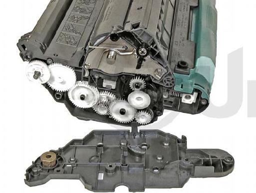 Инструкция по заправке картриджа HP Color LaserJet 1500 - №35 Как заправить HP 1500