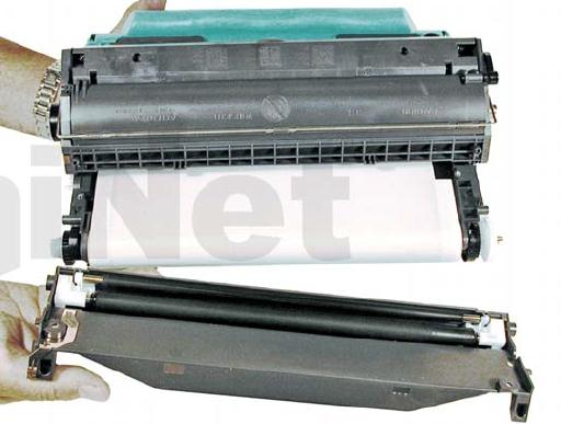 Инструкция по заправке картриджа HP Color LaserJet 1500 - №41 Как заправить HP 1500