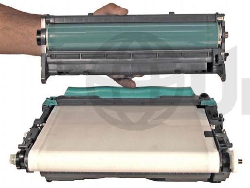 Инструкция по заправке картриджа HP Color LaserJet 1500 - №43 Как заправить HP 1500