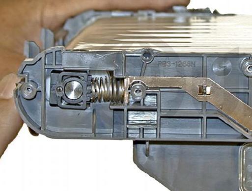 Инструкция по заправке картриджа HP Color LaserJet 1500 - №45 Как заправить HP 1500