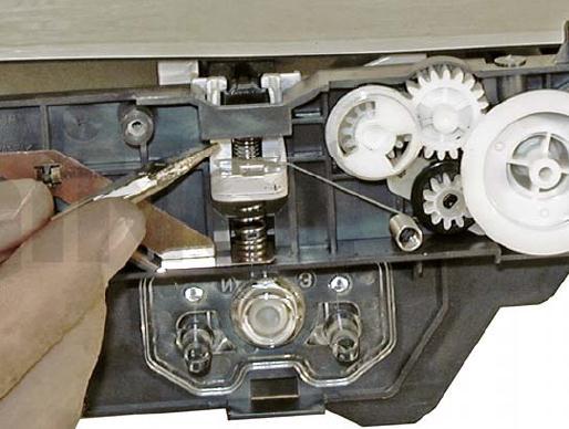 Инструкция по заправке картриджа HP Color LaserJet 1500 - №51 Как заправить HP 1500