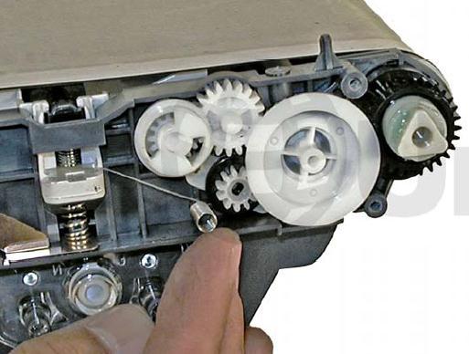Инструкция по заправке картриджа HP Color LaserJet 1500 - Как заправить HP 1500 №52