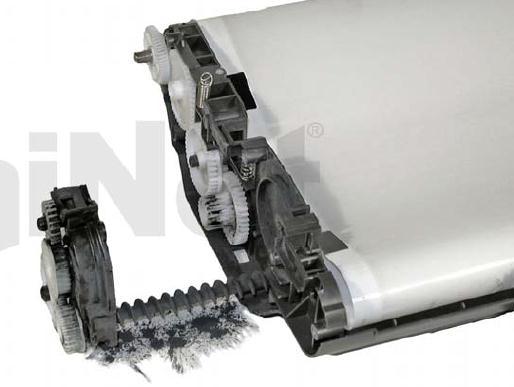 Инструкция по заправке картриджа HP Color LaserJet 1500 - №55 Как заправить HP 1500