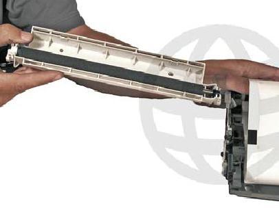 Инструкция по заправке картриджа HP Color LaserJet 1500 - №58 Как заправить HP 1500