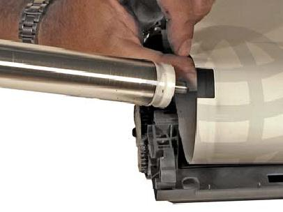 Инструкция по заправке картриджа HP Color LaserJet 1500 - №61 Как заправить HP 1500