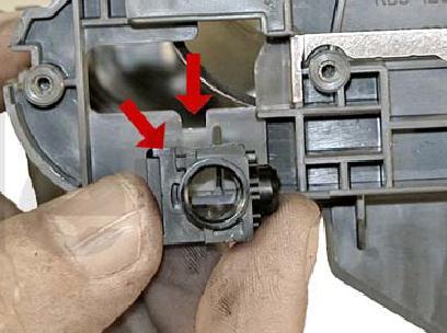 Инструкция по заправке картриджа HP Color LaserJet 1500 - №63 Как заправить HP 1500