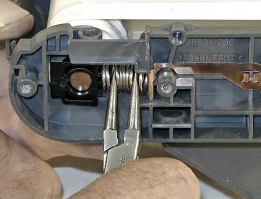 Инструкция по заправке картриджа HP Color LaserJet 1500 - №64 Как заправить HP 1500