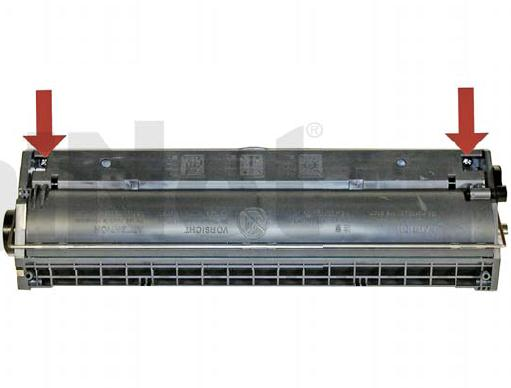 Инструкция по заправке картриджа HP Color LaserJet 1500 - №65 Как заправить HP 1500