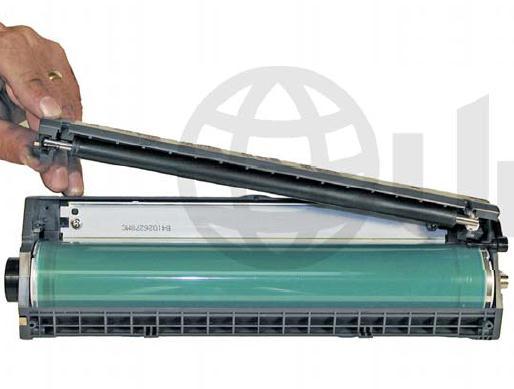 Инструкция по заправке картриджа HP Color LaserJet 1500 - №66 Как заправить HP 1500