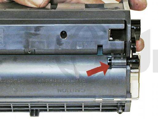 Инструкция по заправке картриджа HP Color LaserJet 1500 - №68 Как заправить HP 1500