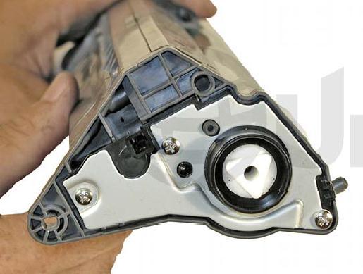 Инструкция по заправке картриджа HP Color LaserJet 1500 - №71 Как заправить HP 1500