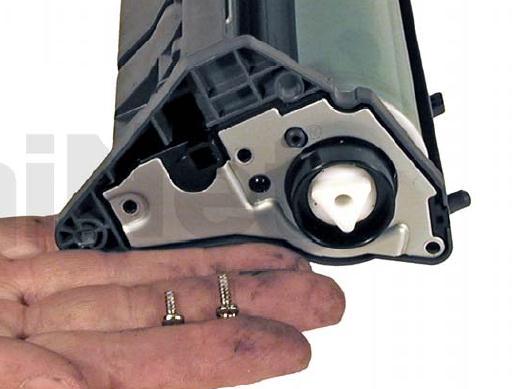 Инструкция по заправке картриджа HP Color LaserJet 1500 - №72 Как заправить HP 1500