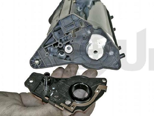 Инструкция по заправке картриджа HP Color LaserJet 1500 - №73 Как заправить HP 1500