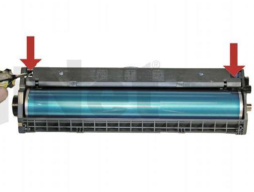 Инструкция по заправке картриджа HP Color LaserJet 1500 - №85 Как заправить HP 1500