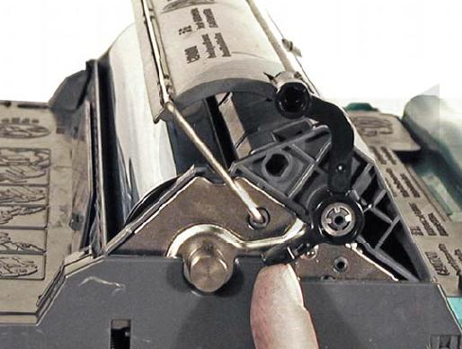 Инструкция по заправке картриджа HP Color LaserJet 1500 - №99 Как заправить HP 1500