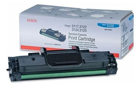 Инструкция по заправке картриджа Xerox Phaser 3122