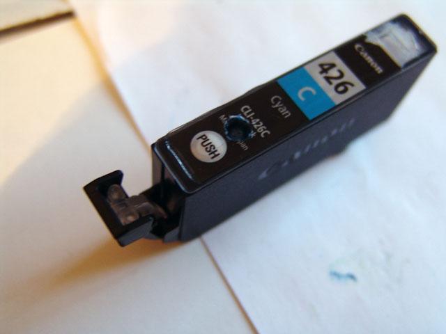 Отзывов о Canon CLI-521C — 0